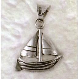 Ciondolo barca